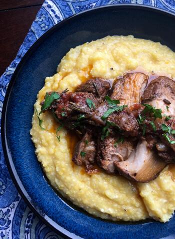 Braised Tuscan Pork Roast