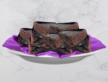 Chocolate Cherry Brownies